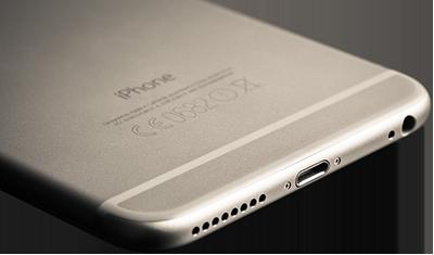 Reparar pantalla rota de iPhone