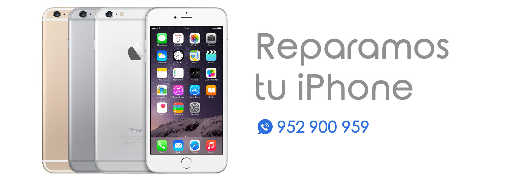 Reparar iPhone en Marbella